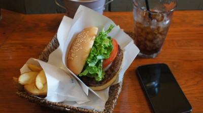 Freshness Burger @ Nakano