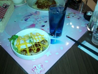 Good Smile Cafe (Project Diva F + Disgaea D2)