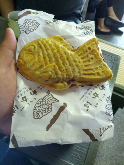 Taiyaki from some place I don't know???
