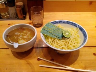Tsukemen @ Tsujita