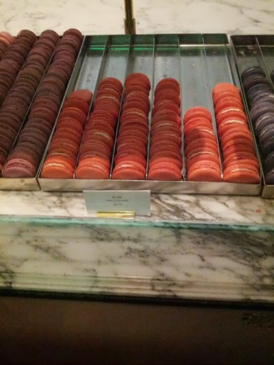 Macroons fitting for Black Rock Shooters everywhere