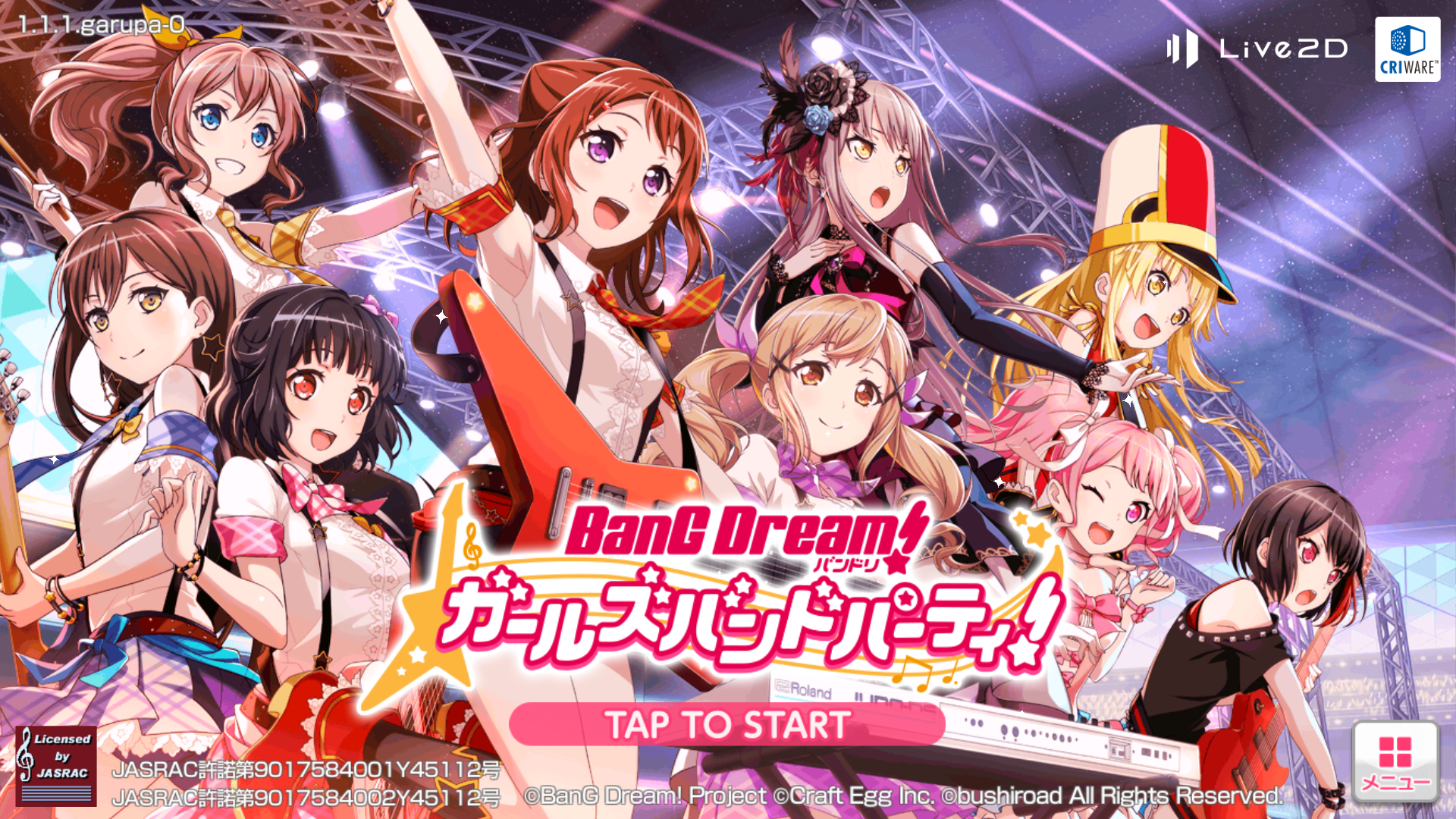 Bang Dream is a media mix sort of a thing where characters and performers  come together to produce a rock-band-oriented experience. Up to this point,  ...