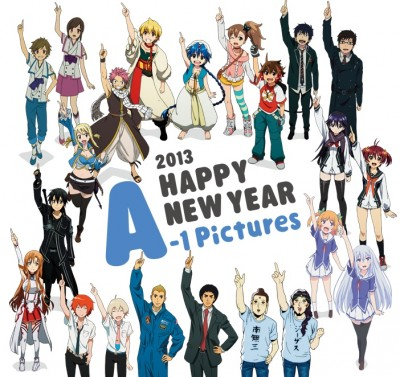 From A1 Pictures - Happy New Years