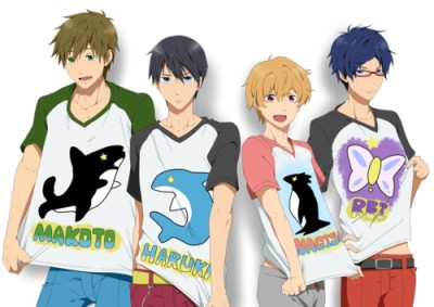 Iwatobi Swimming Club