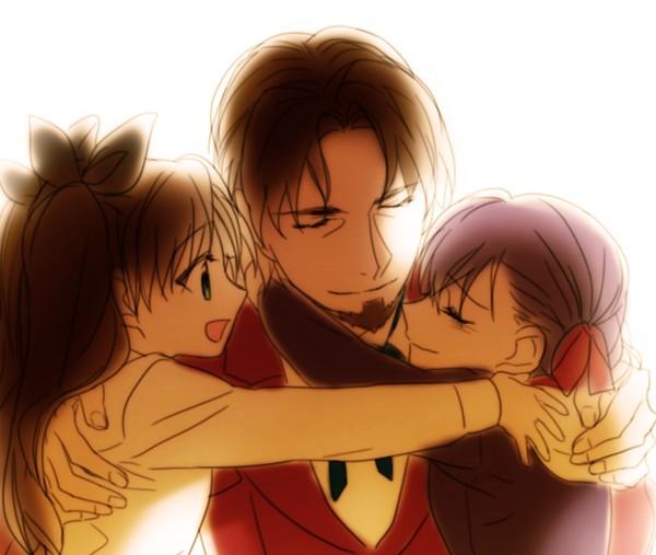 187 Sakura Rin Their Father Omonomono
