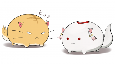 Puyo & Kyubey
