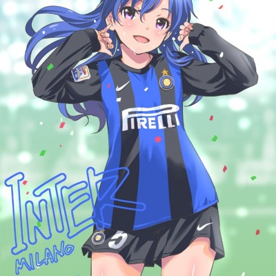Chihaya Mi...er, plays football